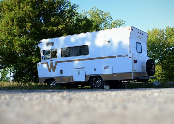 First Time RV Travel Tips