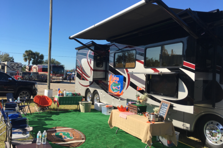 Florida Game Tailgate - RV Select