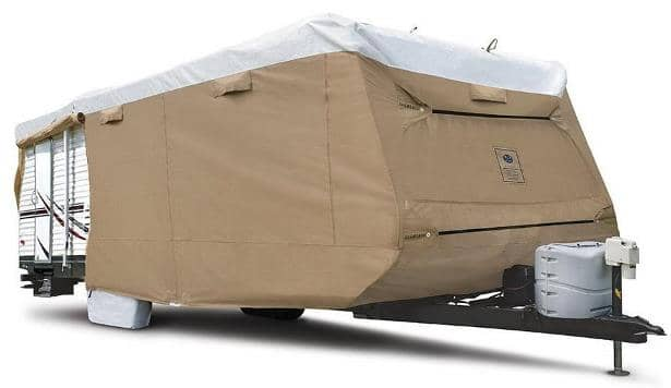 Covered RV