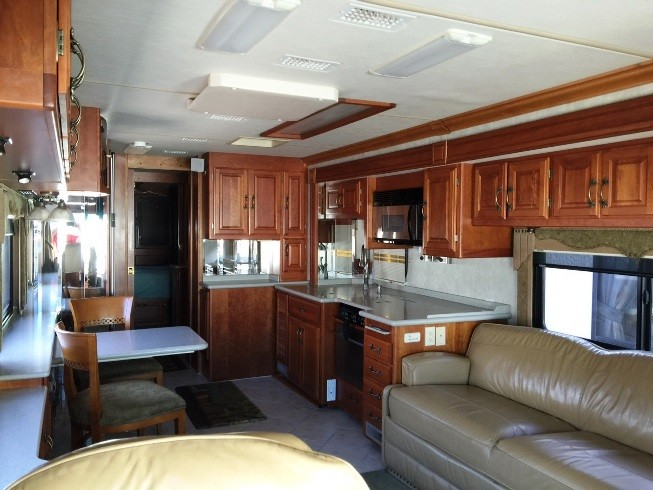 2004 American Tradition Interior