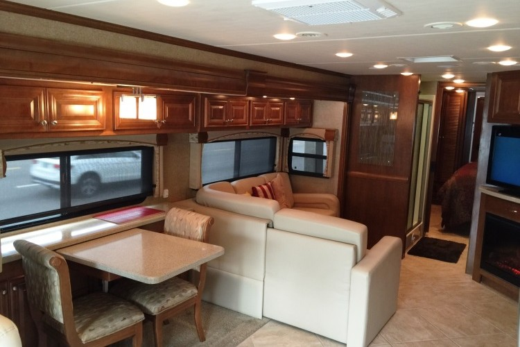 2012 Thor Astoria 36MQ