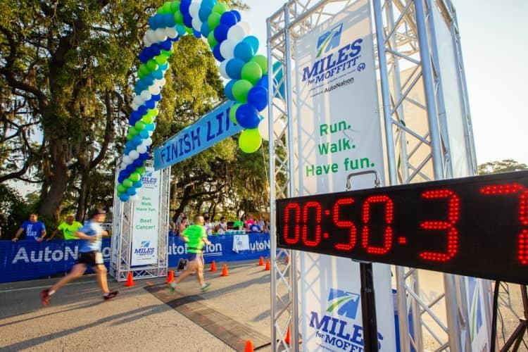 2016 Miles for Moffitt