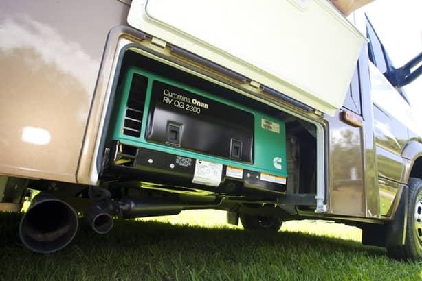 RV Generator Maintenance