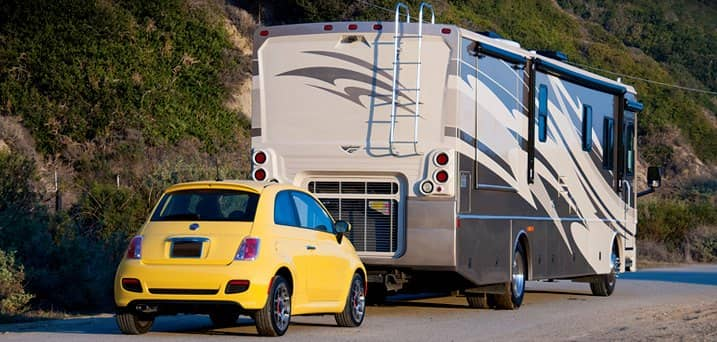 Pros And Cons Of Towing A Car Behind Your Rv Rv Select