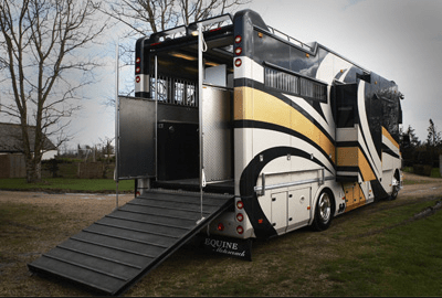 What Are Equine RVs?