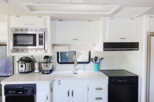 How To Paint Your Rv Cabinets Rv Select Sell Your Rv For Cash