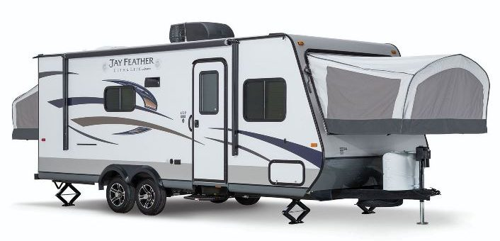 What is an Expandable Travel Trailer?