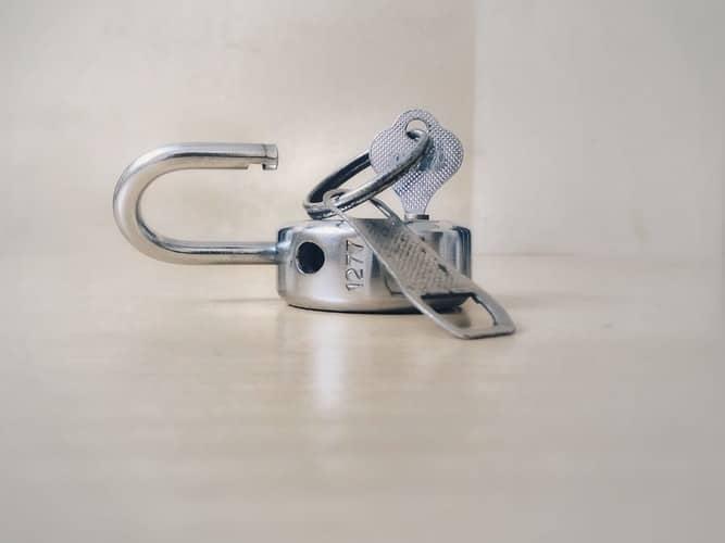 rv lock