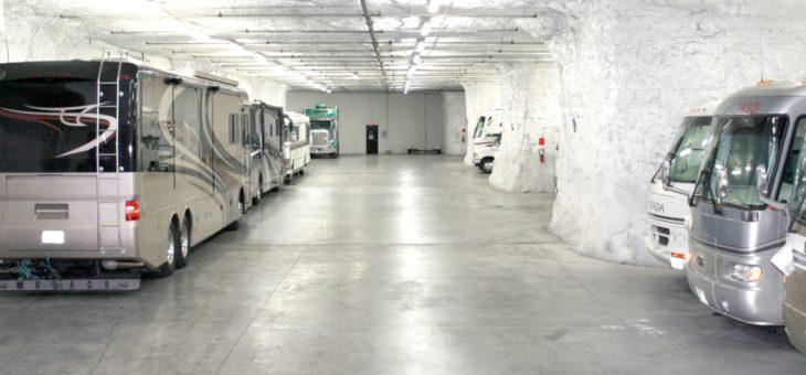 5 Benefits of Storing Your RV Underground