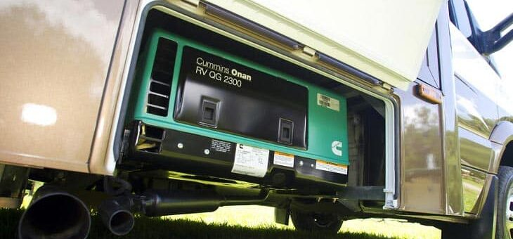 Can You Run Your RV's Generator While Driving?