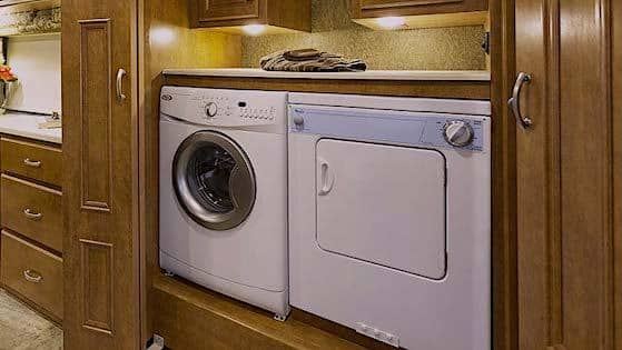 Having a Washer and Dryer in Your RV: Pros and Cons