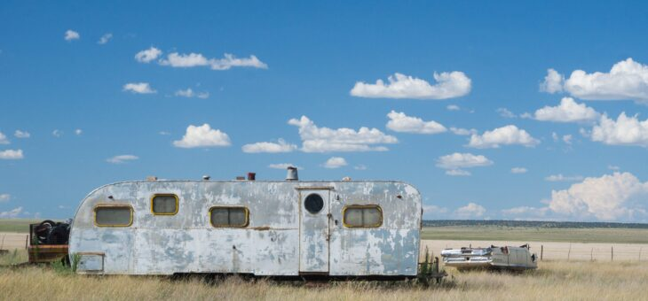 Tips for Painting Your RV